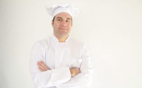 料理人の象徴「コックコート」にこだわりを